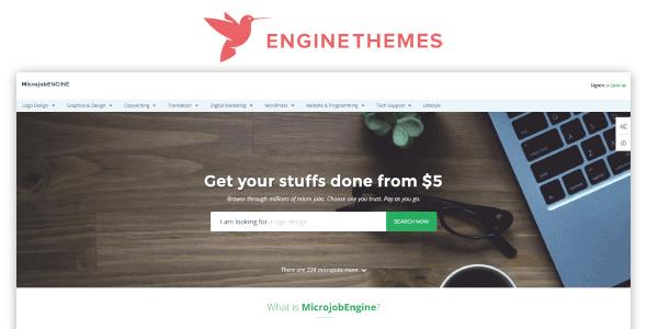 MicrojobEngine Theme Free Download(Latest Version)