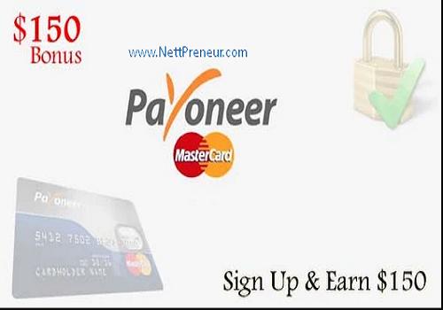 payoneer bonus