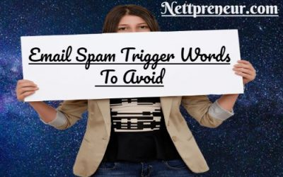 Email Spam Trigger Words And Phrases  You Need To Avoid