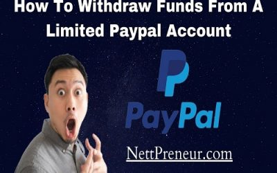 How To Withdraw From Limited Paypal Account In 2021